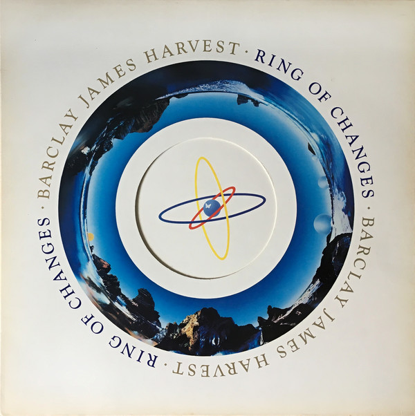 Barclay James Harvest - Ring Of Changes (LP, Album, Gat)
