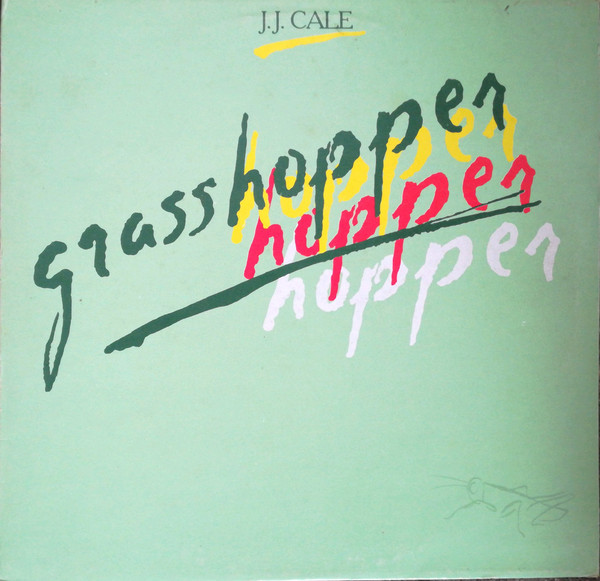 J.J. Cale - Grasshopper (LP, Album)