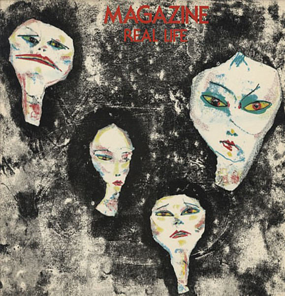 Magazine - Real Life (LP, Album)