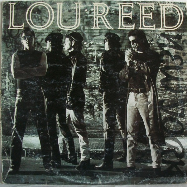Lou Reed - New York (LP, Album)