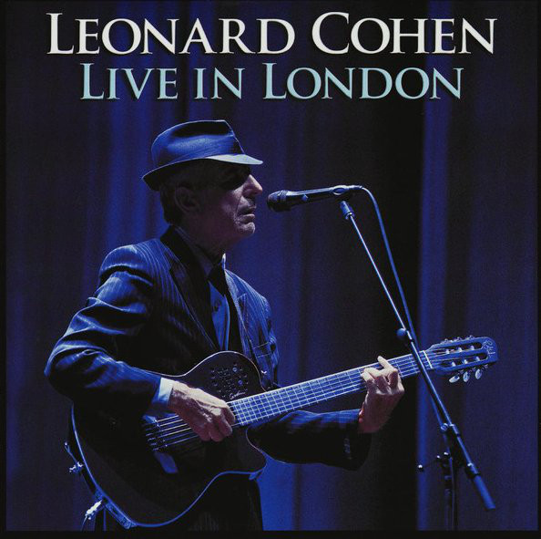 Leonard Cohen - Live In London (2xCD, Album, RE)