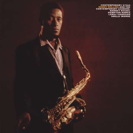 Sonny Rollins - Sonny Rollins And The Contemporary Leaders (LP, Album)