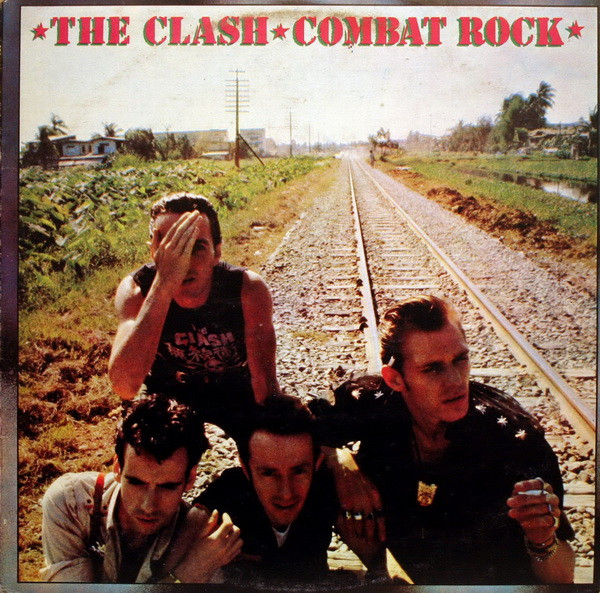 The Clash - Combat Rock (LP, Album)