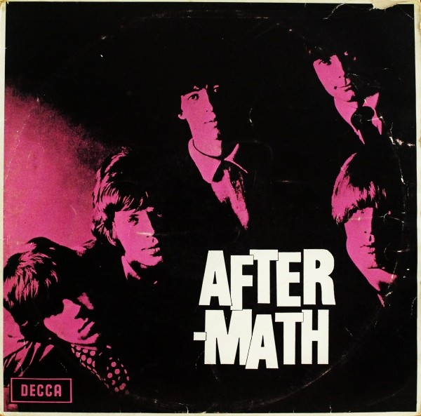 The Rolling Stones - After-Math (LP, Album)