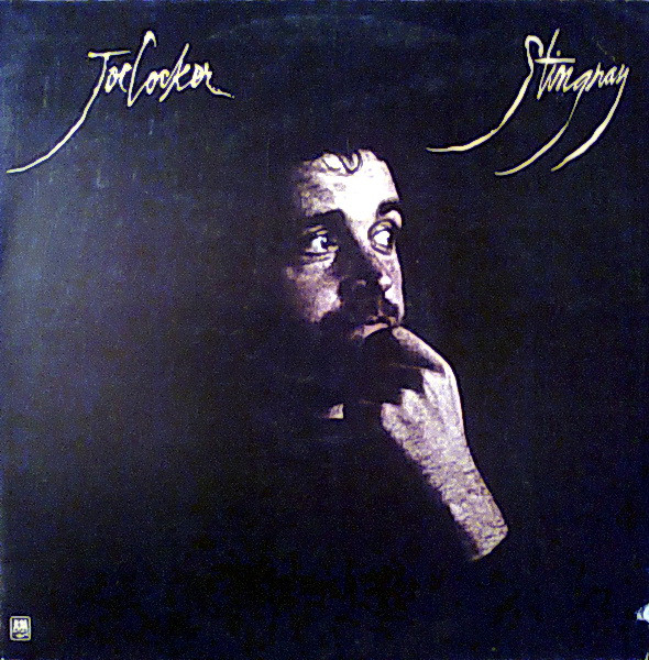 Joe Cocker - Stingray (LP, Album, Gat)