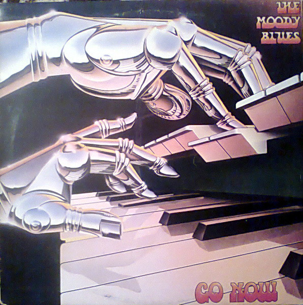 The Moody Blues - Go Now (LP, Comp)
