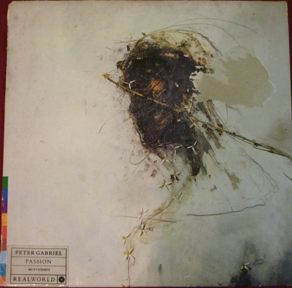 Peter Gabriel - Passion (2xLP, Album)