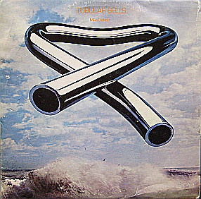 Mike Oldfield - Tubular Bells (LP, Album, RE)