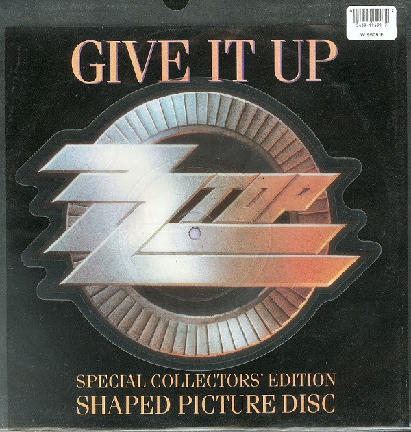 ZZ Top - Give It Up (7