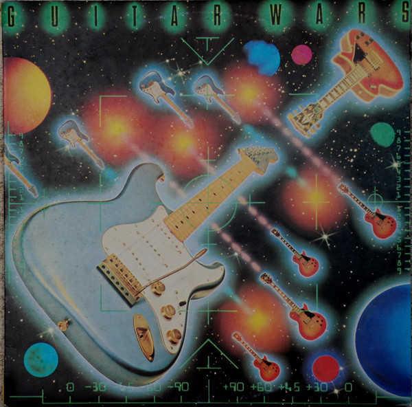 Various - Guitar Wars (LP, Comp)