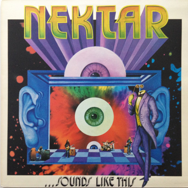 Nektar - ...Sounds Like This (2xLP, Album, Gat)