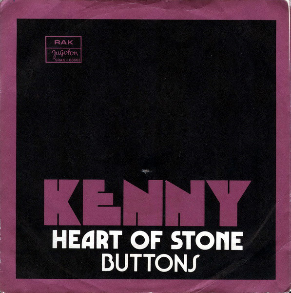 Kenny* - Heart Of Stone (7
