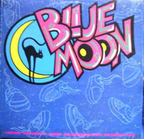 Various - Blue Moon (LP, Comp)