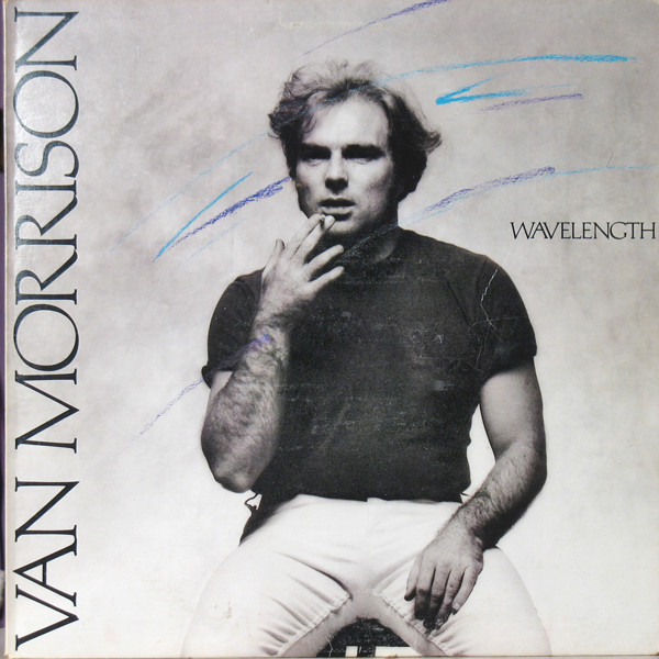 Van Morrison - Wavelength (LP, Album)