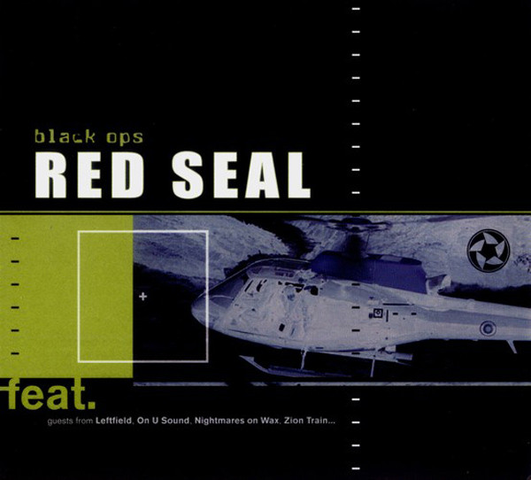 Red Seal (2) - Black Ops (CD, Album, Dig)