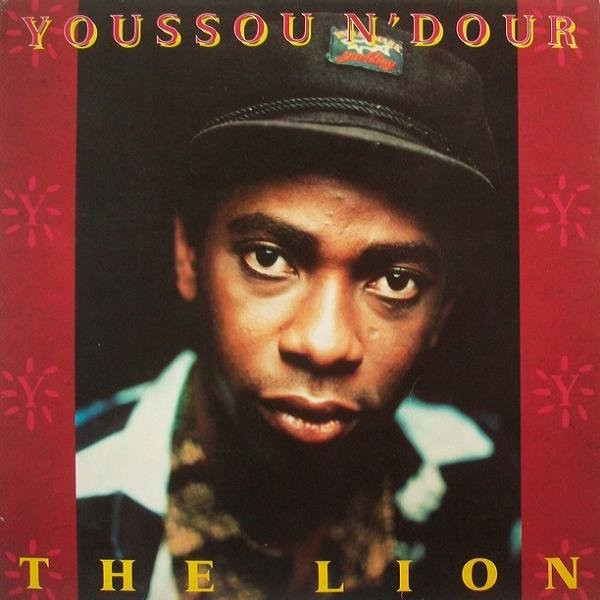 Youssou N'Dour - The Lion (LP, Album)