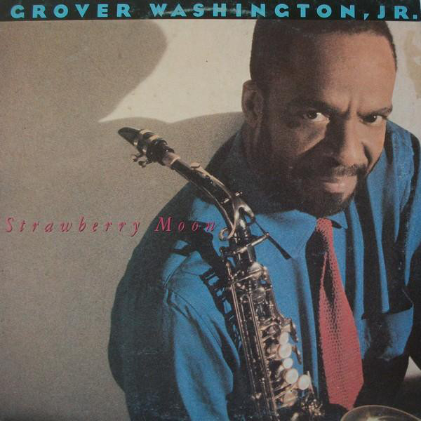 Grover Washington, Jr. - Strawberry Moon (LP, Album)