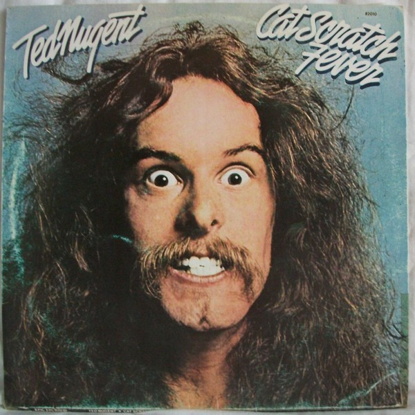 Ted Nugent - Cat Scratch Fever (LP, Album, Gat)