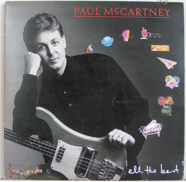 Paul McCartney - All The Best (2xLP, Comp)