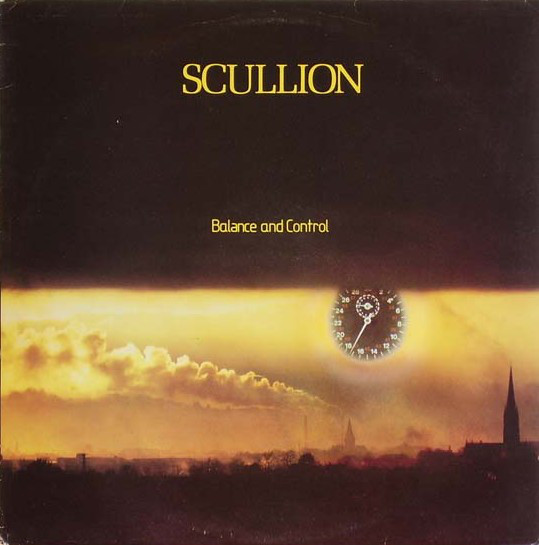 Scullion - Balance And Control (LP, Album)