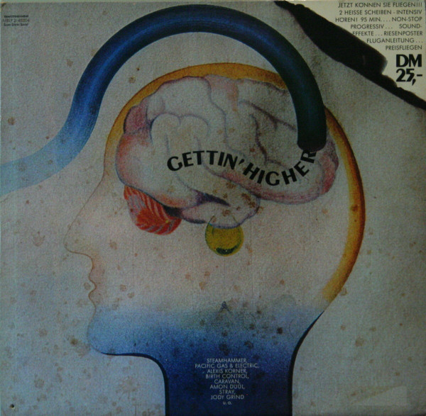 Various - Gettin' Higher (2xLP, Comp)