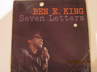 Ben E. King - Seven Letters (LP, Album, RE)