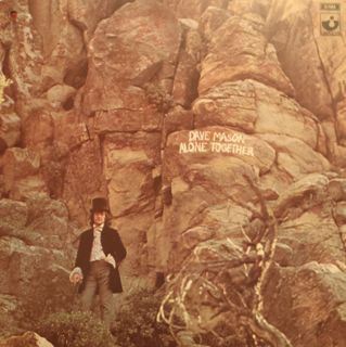 Dave Mason - Alone Together (LP, Album)