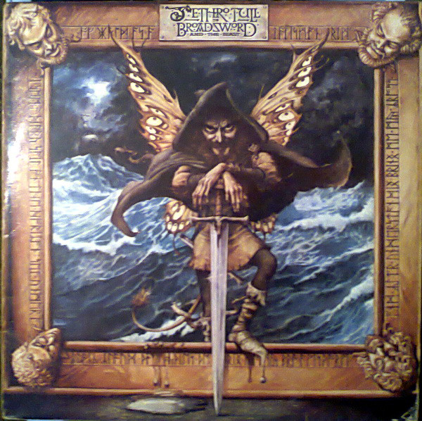 Jethro Tull - The Broadsword And The Beast (LP, Album)