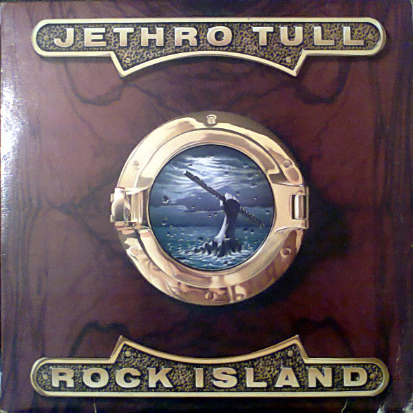 Jethro Tull - Rock Island (LP, Album)