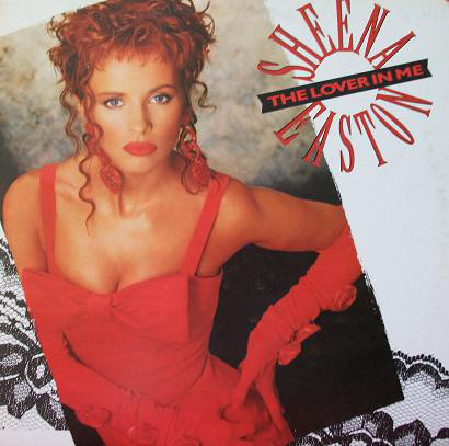 Sheena Easton - The Lover In Me (LP, Album)