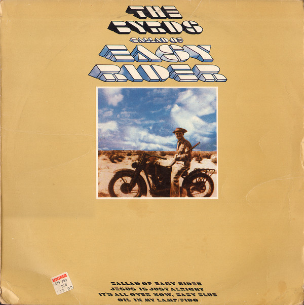 The Byrds - Ballad Of Easy Rider (LP, Album, RE)