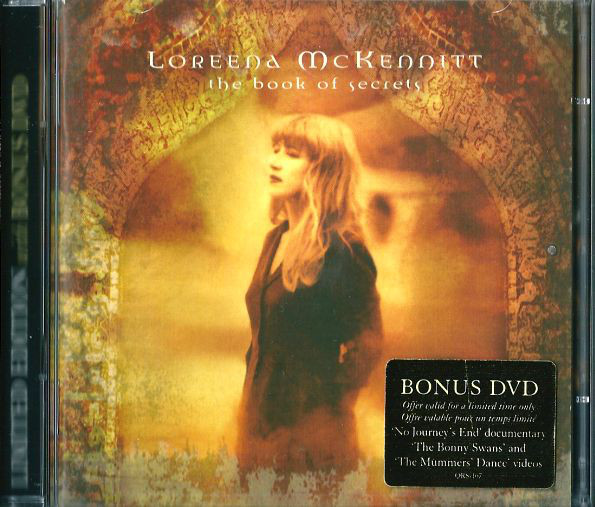 Loreena McKennitt - The Book Of Secrets (CD, Album, Enh, Ltd, RE, RM + DVD, Ltd)