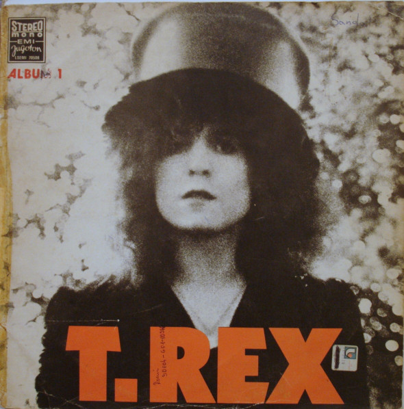 T. Rex - The Slider (LP, Album)
