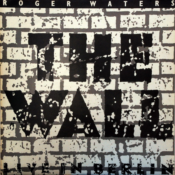 Roger Waters - The Wall: Live In Berlin 1990 (2xLP, Album)
