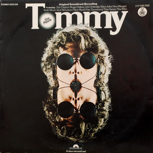 The Who - Tommy - Original Soundtrack Recording (2xLP, Album)