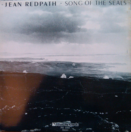 Jean Redpath - Song Of The Seals (LP, Album, RE)