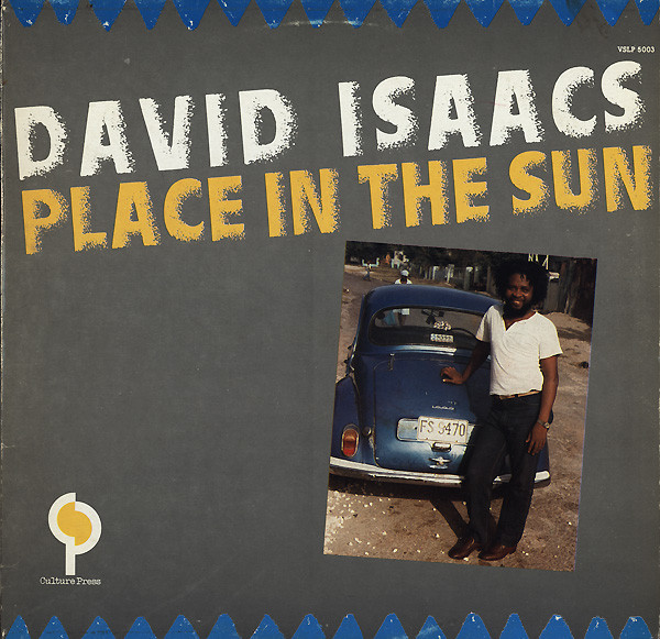 David Isaacs - Place In The Sun (LP, Album, M/Print, RE)