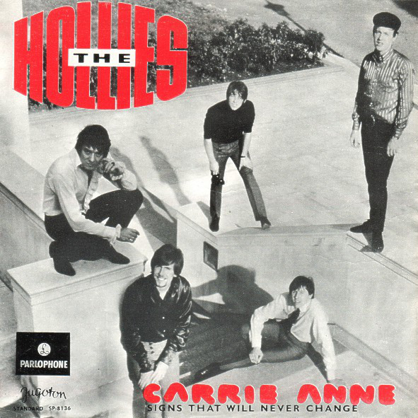 The Hollies - Carrie Anne (7