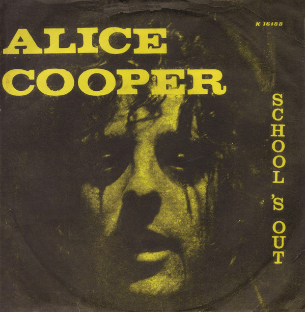 Alice Cooper - School's Out (7