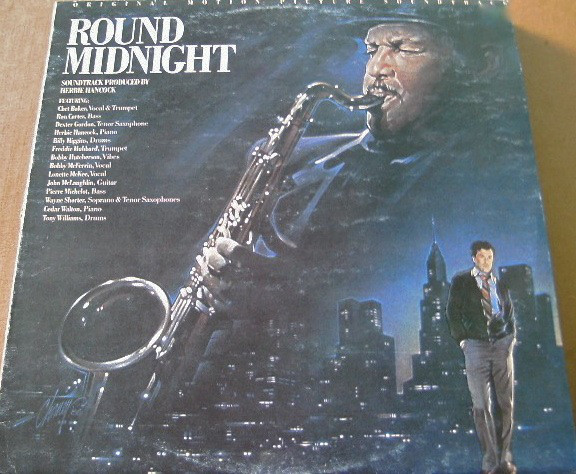 Herbie Hancock - Round Midnight - Original Motion Picture Soundtrack (LP, Album)