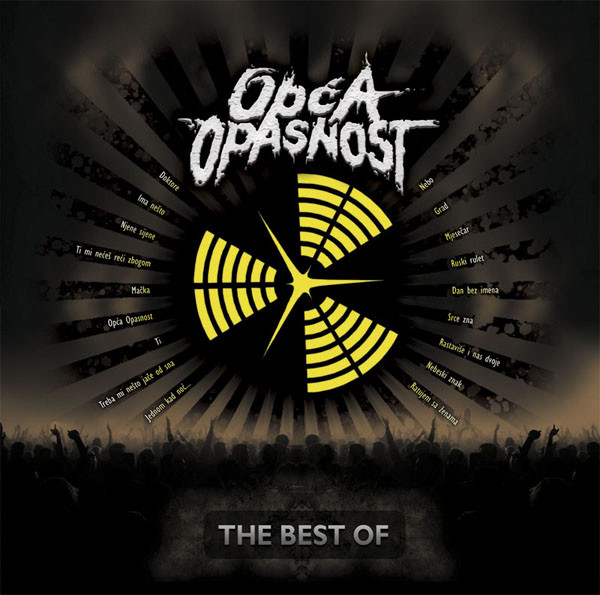 Opća Opasnost - The Best Of (CD, Comp)