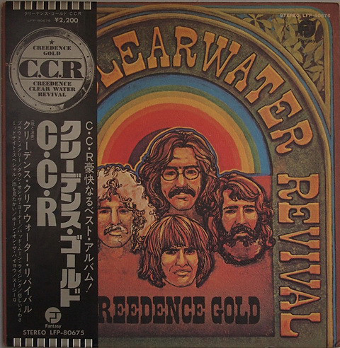 Creedence Clearwater Revival - Creedence Gold (LP, Comp, Gat)