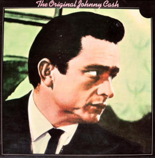 Johnny Cash - The Original Johnny Cash (LP, Comp, Mono)