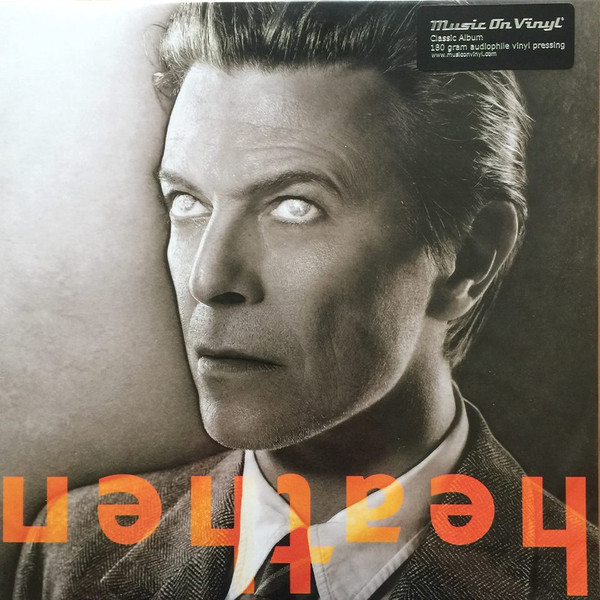 David Bowie - Heathen (LP, Album, RE, RP, 180)