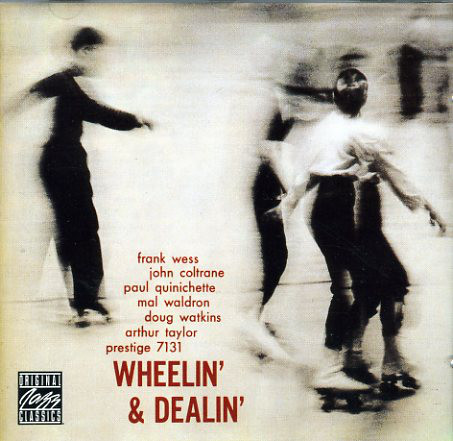 John Coltrane / Frank Wess - Wheelin' & Dealin' (CD, Album, RE, RM)