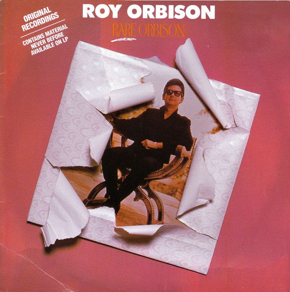 Roy Orbison - Rare Orbison (LP, Comp)