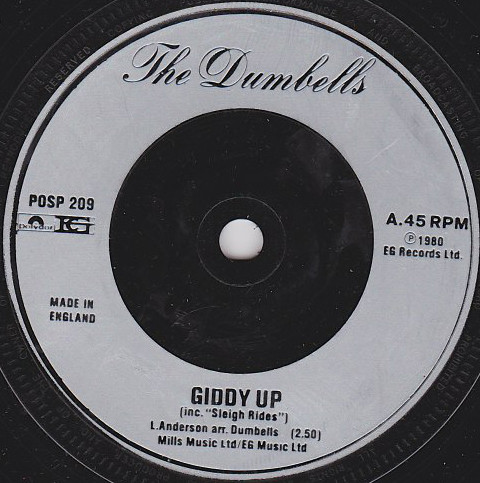 The Dumbells - Giddy Up (7