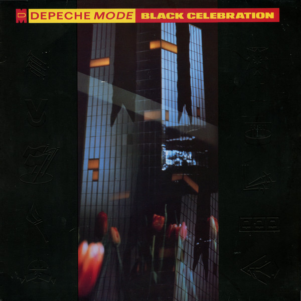 Depeche Mode - Black Celebration (LP, Album, Gre)