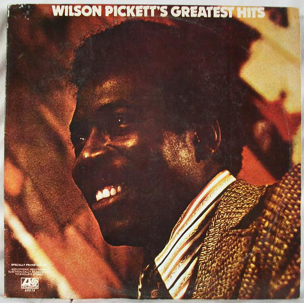 Wilson Pickett - Wilson Pickett's Greatest Hits (2xLP, Comp)
