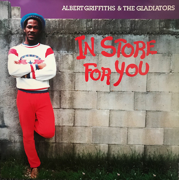 Albert Griffiths & The Gladiators - In Store For You (LP, Album)